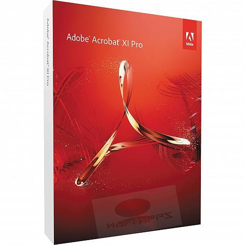 Adobe Acrobat XI Pro (Windows) - (Digital Delivery)