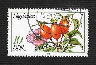 Germany DDR Used Scott #1875 Catalog Value $.25