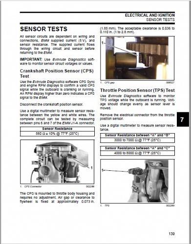 2010 Evinrude E-tec 40 50 60 65 75 90 HP Outboard Motor Service Repair Manual CD