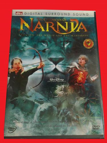 THE CHRONICLES OF NARNIA THE LION, THE WITCH & THE WARDROBE (FREE DVD) PLUS FREE GIFT