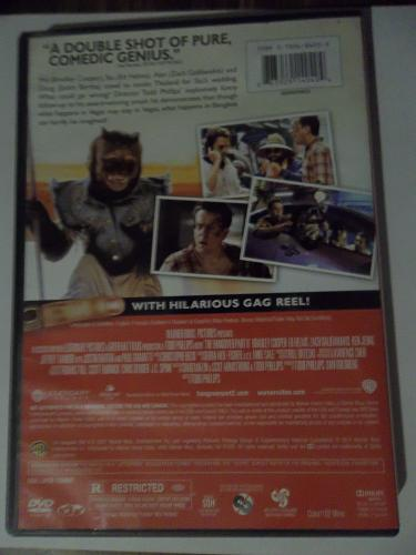 THE HANGOVER PART TWO (FREE DVD) BRADLEY COOPER (COMEDY/ADVEN), PLUS FREE GIFT