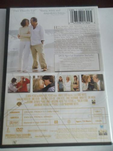 SOMETHING'S GOTTA GIVE (FREE DVD) DIANE KEATON (ROMANTIC COMEDY), PLUS FREE GIFT