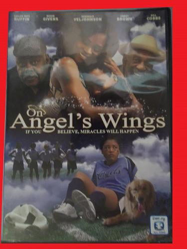 ON ANGELS WINGS (WITH FREE DVD) TAYLOR FAYE RUFFIN (FAMILY/ADVENTURE), PLUS FREE GIFT