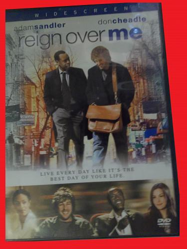 REIGN OVER ME (WITH FREE DVD) ADAM SANDLER (DRAMA/THRILLER), PLUS FREE GIFT
