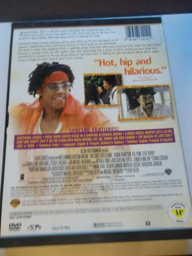 LOVE DON'T COST A THING (WITH FREE DVD) NICK CANNON (COMEDY/DRAMA), PLUS FREE GIFT