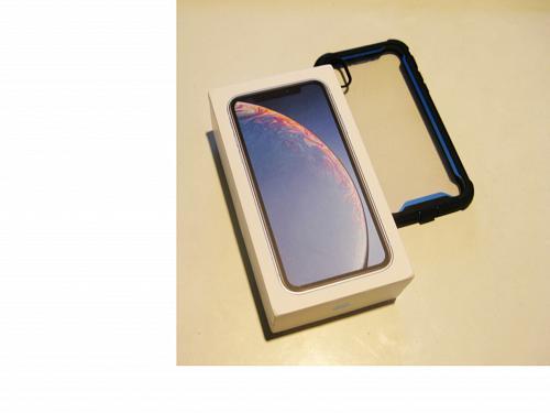 9.3/10 64gb Blue Unlocked Iphone XR A1984 Deal! Wrrnty 01/21