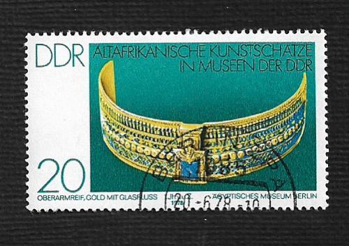 Germany DDR Used Scott #1920 Catalog Value $.25