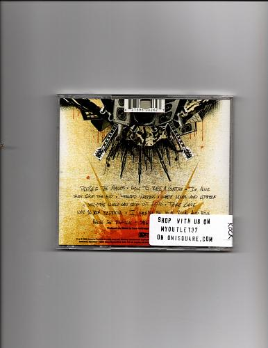 Prepare the Masses by A Change of Pace CD 2006 - Good