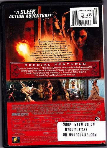 Elektra DVD 2005 - Good