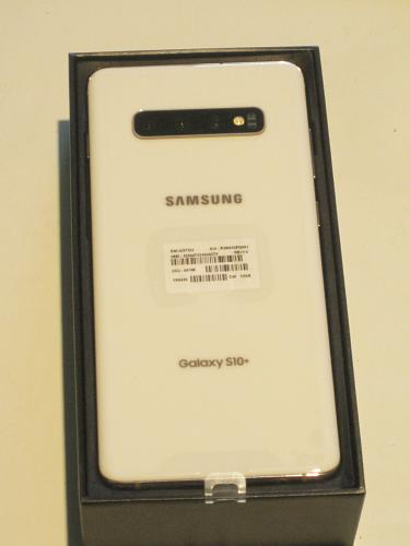 New Cond Unlckd Ceramic 512gb AT&T Samsung S10 Plus Wrrnty 3/21
