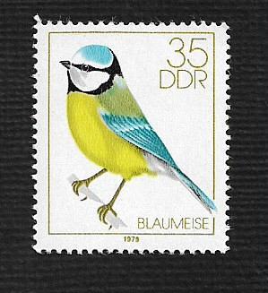German DDR MNH Scott #1980 Catalog Value $.25