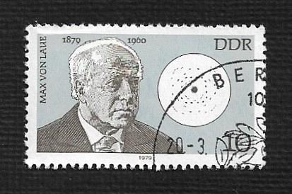 Germany DDR Used Scott #1995 Catalog Value $.25