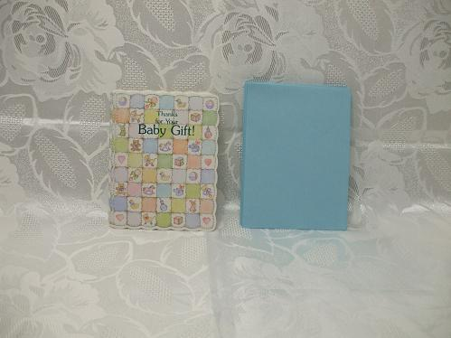 Thanks For Your Baby Gift Pack of 8 Cards And Envelopes