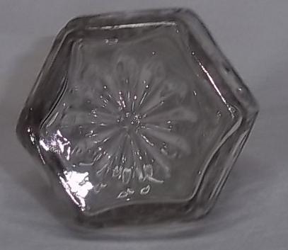American Brilliant Cut Glass decanter pitcher