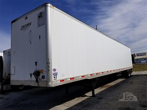 2010 Utility 4000DX Trailer For Sale in Rushville, Indiana 46173