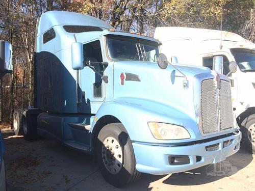 2013 Kenworth T660B Semi Tractor For Sale in Winter Garden, Florida 34787