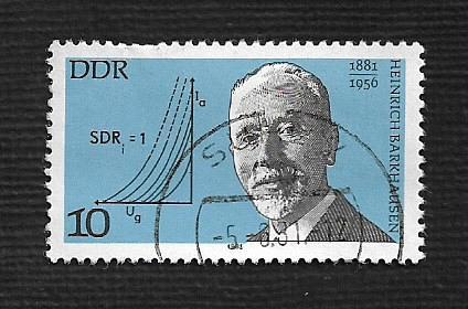 Germany DDR Used Scott #2179 Catalog Value $.25