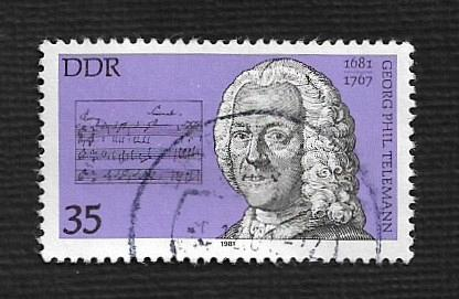 Germany DDR Used Scott #2182 Catalog Value $.25