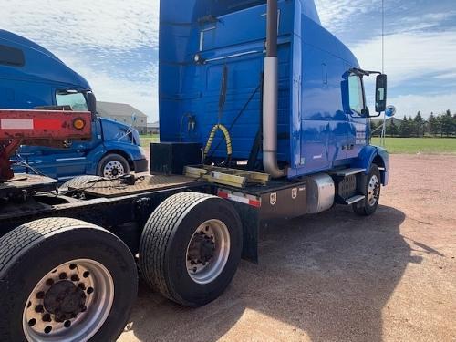 2012 Volvo VNL630 Sleeper Semi Tractor For Sale in Antigo, Wisconsin 54409