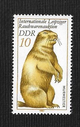German DDR MNH Scott #2241 Catalog Value $.25