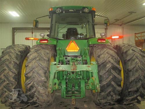 2002 John Deere 8320 Tractor For Sale in Wayne City, Illinois 62895