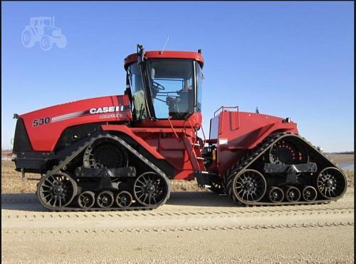 2006 Case IH Steiger 530 Quad-Trac Tractor