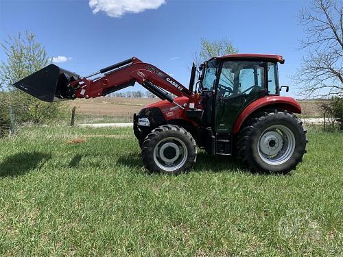 2017 Case IH Farmall 75C Tractor For Sale In Winterset, Iowa 50273