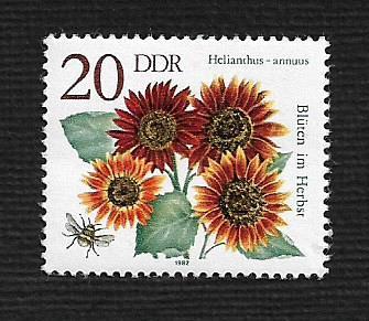 German DDR MNH Scott #2298 Catalog Value $.25