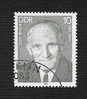 Germany DDR Used Scott #2316 Catalog Value $.25