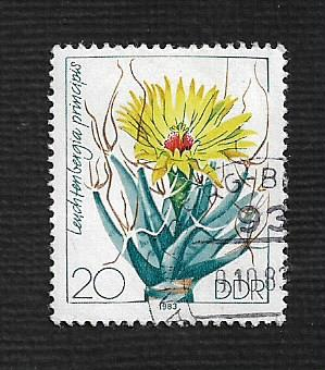 Germany DDR Used Scott #2351 Catalog Value $.25