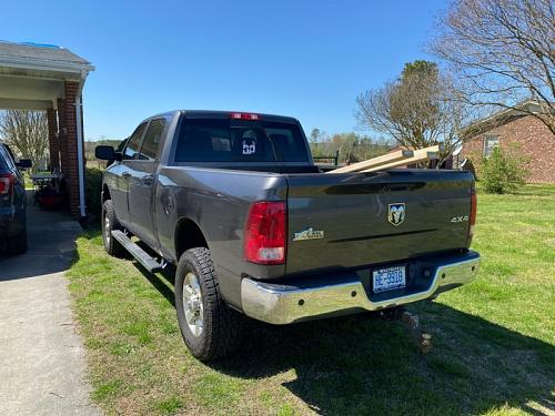 2015 Ram Pickup 2500 Big Horn For Sale in Gates, North Carolina 27937