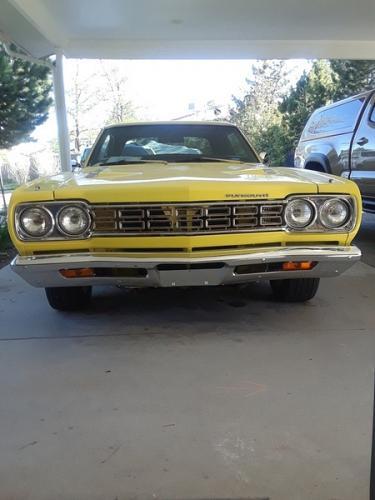 1968 Plymouth Road Runner For Sale in Salt Lake City, Utah 84118