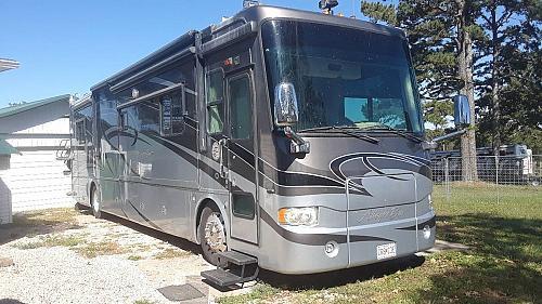 2007 Tiffin Motorhomes Allegro Bus 40QSP