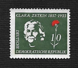 German DDR Hinged NG Scott #361 Catalog Value $.55