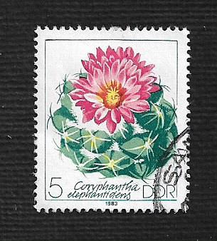Germany DDR Used Scott #2349 Catalog Value $.25