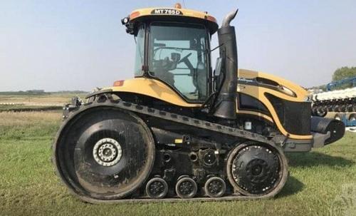 2013 Challenger MT765D Tractor For Sale In Aberdeen, South Dakota 57401