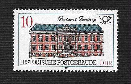 German DDR MNH Scott #2583 Catalog Value $.25