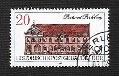 Germany DDR Used Scott #2584 Catalog Value $.25