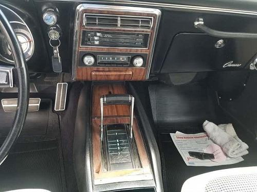 1968 Chevrolet Camaro RS For Sale in Supply, North Carolina 28462