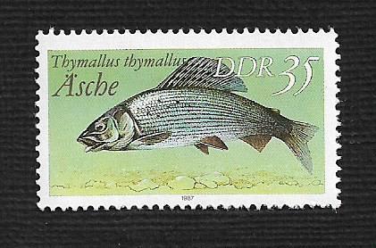 German DDR MNH Scott #2610 Catalog Value $.35