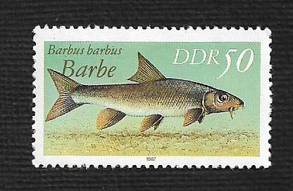 German DDR MNH Scott #2611 Catalog Value $.45