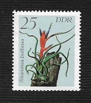 German DDR MNH Scott #2657 Catalog Value $.25