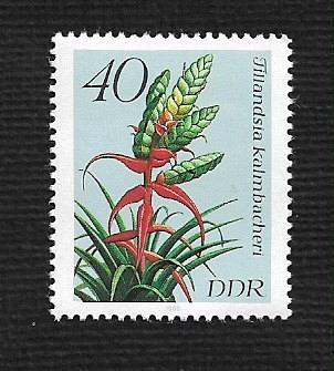 German DDR MNH Scott #2658 Catalog Value $.35
