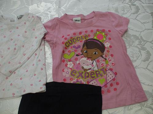 Toddlers 2 Years Old Mix And Match Pieces