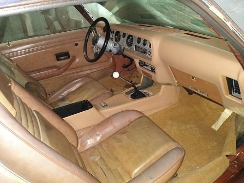 1978 Pontiac Trans Am WS6 W72 For Sale in Chico, California 95973