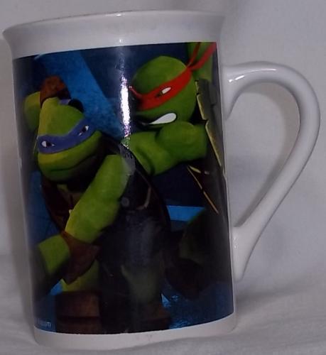 Teenage Mutant Ninja Turtle coffee mug