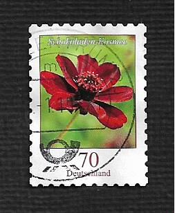 German Used Scott #2886 Catalog Value $.80