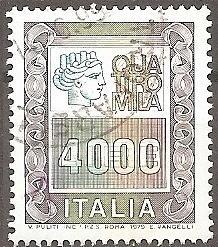 [IT1294] Italy Sc. no. 1294 (1977-1978) Used