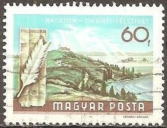 [HU1909] Hungary Sc. no. 1909 (1968-69) CTO