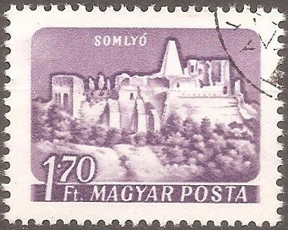 [HU1288] Hungary Sc. no. 1288 (1960) CTO